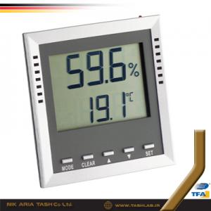 ترموهیدرومتردیجیتال5010(klima guarde)تفا