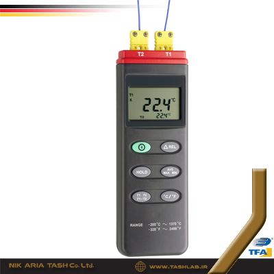 ترمومتر دیجیتال TC301 دی ای