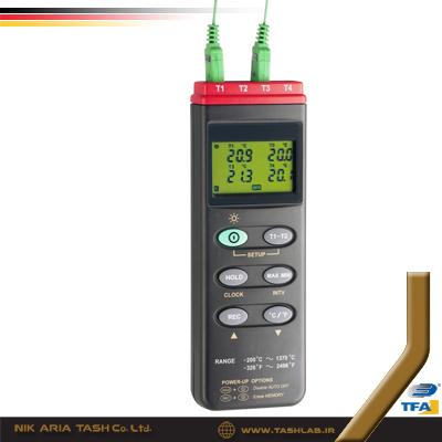ترمومتر دیجیتال data logger TC309 دی ای