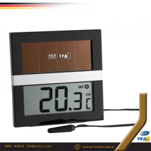 ترمومتر دیجیتال 1038 eco solar تفا