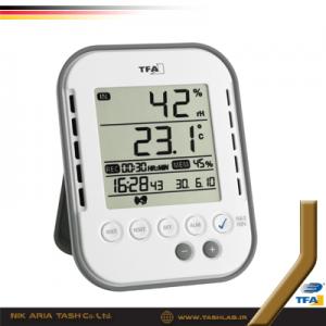 ترموهیدرومتر دیجیتال 5022 (Klima Logg Base) تفا