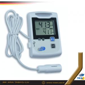 ترموهیدرومتر دیجیتال LOG 110-EXF دی ای